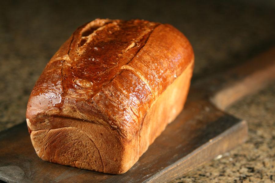 Basic White Bread Loaf