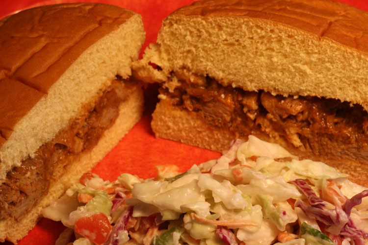 Spicy Islands Pulled Pork
