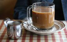 Coffee Clear Mug