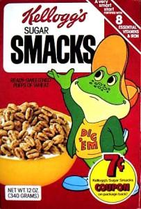 Sugar Smacks Cereal