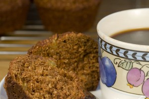 Basic Raisin Bran Muffin