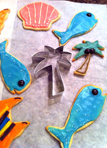 Coastal Sugar Cookies