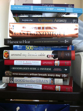Cookbook Stack