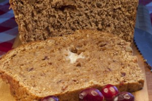 Whole Grain Breakfast Bread
