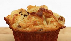 Bread Pudding Muffins