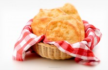 Golden Pita Bread