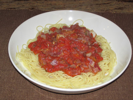 Meg's Marvelous Marinara