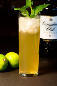 Whisky Striker Cocktail