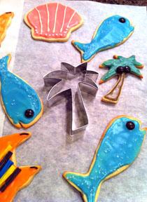 Coastal Sugar Cookies